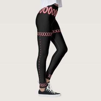 Välj pompidamasker för kvinnor leggings