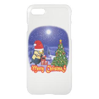 Välkommen julafton för banan iPhone 7 skal