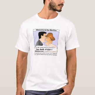 Välkomna till flottatecknadT-tröja T Shirt