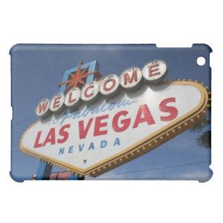 Välkomnande till Las Vegas iPad Mini Mobil Skydd