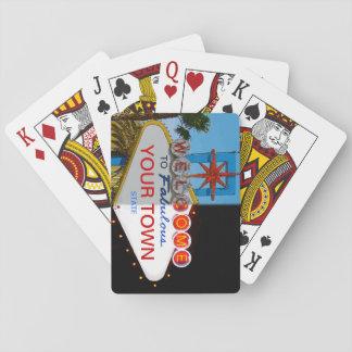 Välkomnande till sagolikt din Town! Casinokort