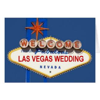 Välkomnande till vårt sagolika Las Vegas bröllopko