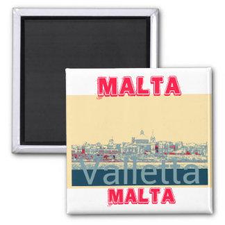 Valletta Magnet
