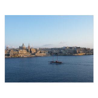 Valletta - Malta Vykort