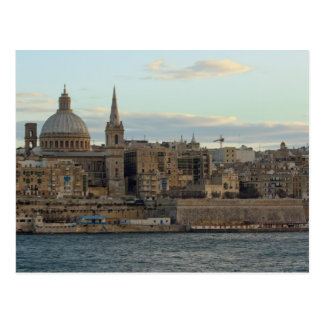 Valletta Vykort