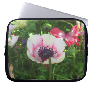 Vallmoblomma Laptop Sleeve