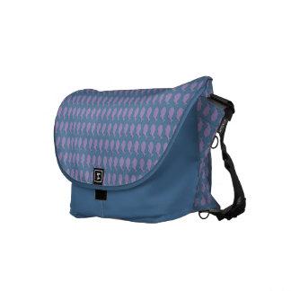 Valmönster Messenger Bag