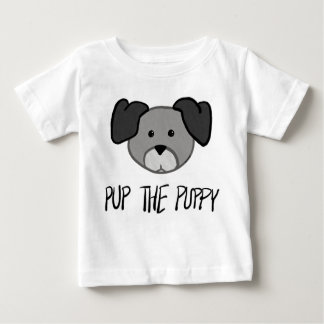 Valpen valpen - behandla som ett barn den /Kids T Tshirts
