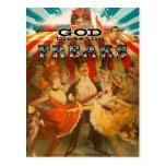 Välsigna dig freakerna 2 vykort
