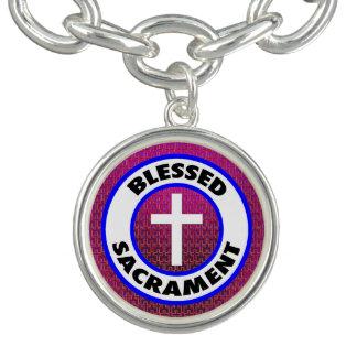 Välsignad Sacrament Armband