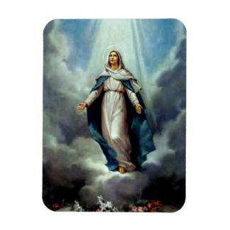 Välsignade jungfruliga Mary - mor av guden Magnet