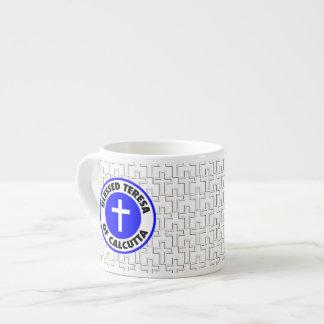 Välsignade Teresa av Calcutta Espressomugg