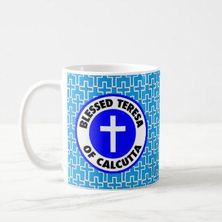 Välsignade Teresa av Calcutta Kaffemugg