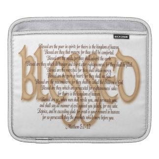 Välsignat - Beatitudes iPad Sleeve