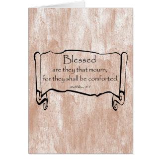 Välsignat Hälsningskort