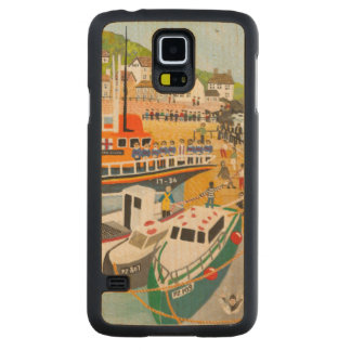 Välsignelse av lifeboaten på mouseholen maple galaxy s5 case