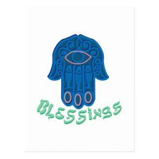 Välsignelser Vykort