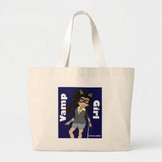 Vampiga Girl.jpg Tote Bags