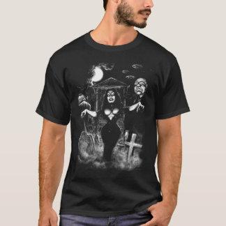 Vampira planerar 9 zombies t-shirts