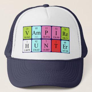 VampireHunter formulerar det periodiska bord Truckerkeps