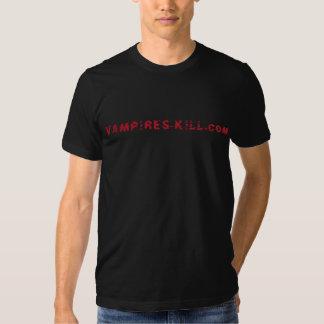 Vampires-kill.com T-shirts
