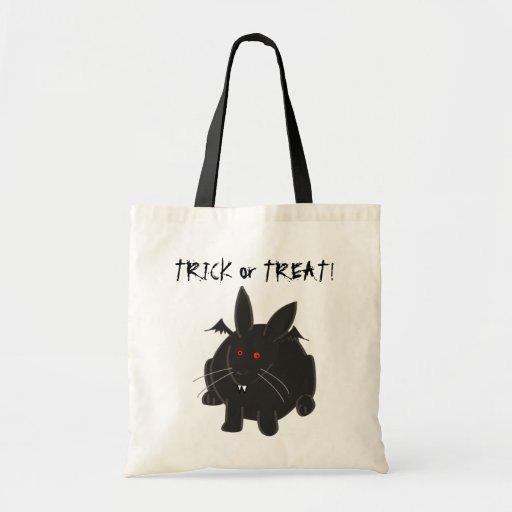 Vampyr Bunneh Tote Bags