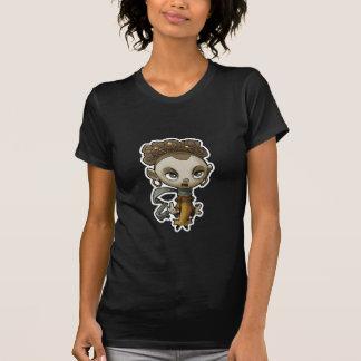 VampyrBratsCarmilla svart T-tröja T-shirts