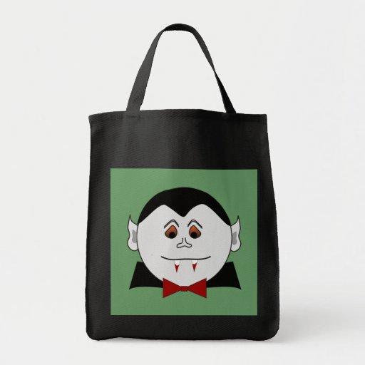 Vampyren Halloween hänger lös Tote Bag