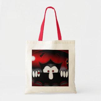 Vampyren Kilroy hänger lös Tote Bags