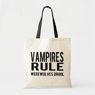 Vampyrer härskar Werewolves dreglar Kassar