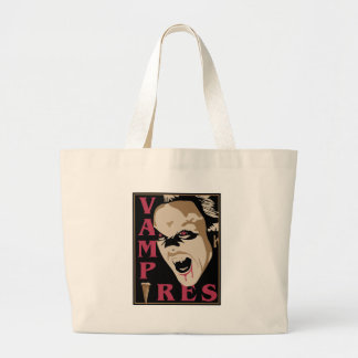 Vampyrer Tote Bags