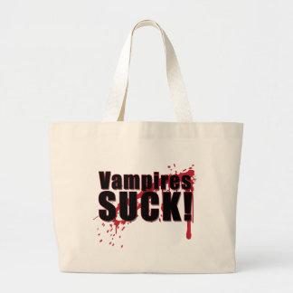 Vampyrer SUGER 2 Jumbo Tygkasse