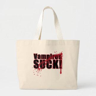 Vampyrer SUGER 3 Tygkassar