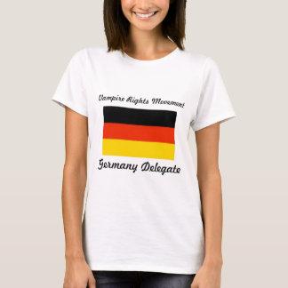 Vampyrrättigheterrörelse - Tyskland Tee