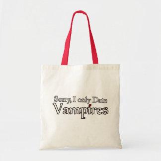 Vampyrvampyrfläkt Halloween Budget Tygkasse