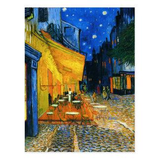 Van Gogh Café terrassvykort Vykort