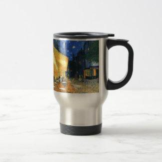 Van Gogh Cafeterrass Rostfritt Stål Resemugg