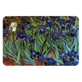 Van Gogh Irises magneten Magnet