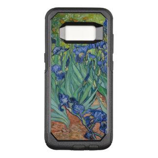 Van Gogh irises OtterBox Commuter Samsung Galaxy S8 Skal