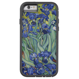 Van Gogh Irises vintagekonstblommigt Tough Xtreme iPhone 6 Case