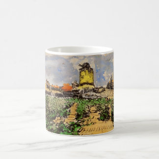 Van Gogh kvarn av Alphonse Daudet, Fontevielle Kaffemugg