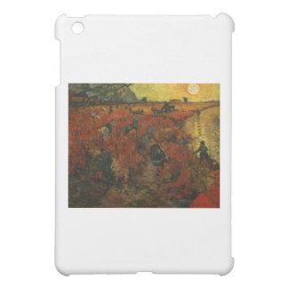 Van Gogh målning: Den röda vingården iPad Mini Mobil Skydd