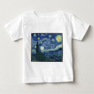 Van Gogh målningar: Starry natt Van Gogh Tröjor