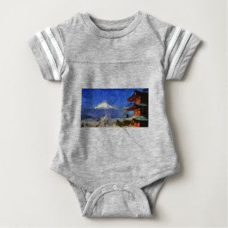 Van Gogh Mt-Fuji-Japan Tee