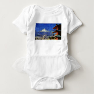 Van Gogh Mt-Fuji-Japan Tee Shirt