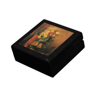 Van Gogh romantisk konst med ro och vin Smyckeskrin
