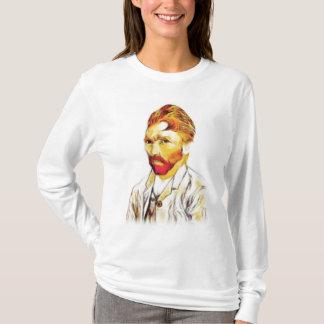 Van Gogh självporträtt - hår gör Tröjor