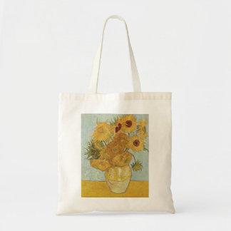 Van Gogh - solrosor Tygkasse