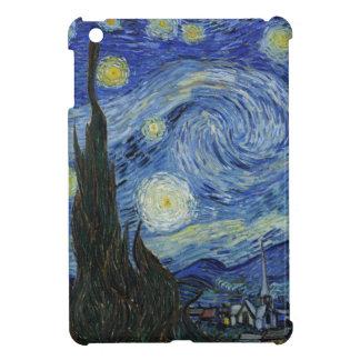 Van Gogh * Starry natt iPad Mini Mobil Skydd