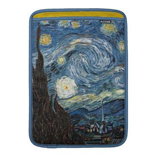 Van Gogh Starry natt Sleeve För MacBook Air